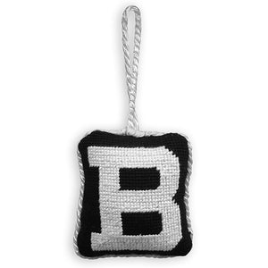 Bowdoin B Ornament from Smathers & Branson