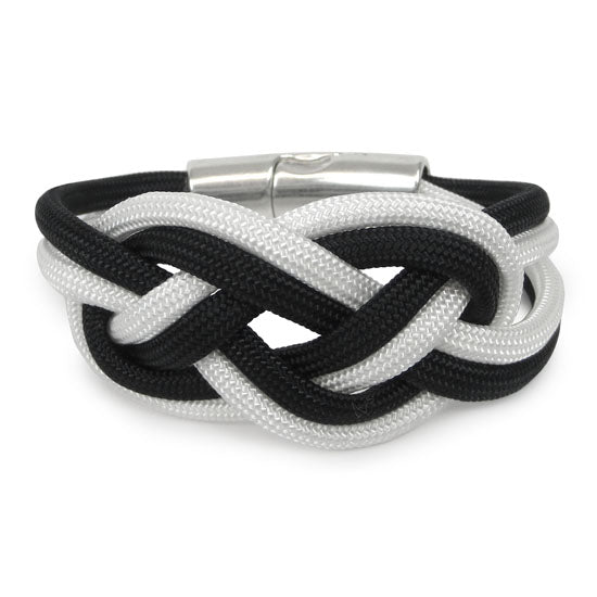 Double Carrick Bracelet from Shore Knots