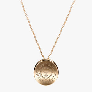 Bowdoin Seal Organic Necklace from Kyle Cavan
