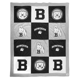 Varsi-Tee Bowdoin Quilted Blanket