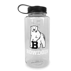 Bowdoin Wide Mouth Nalgene with Polar Bear