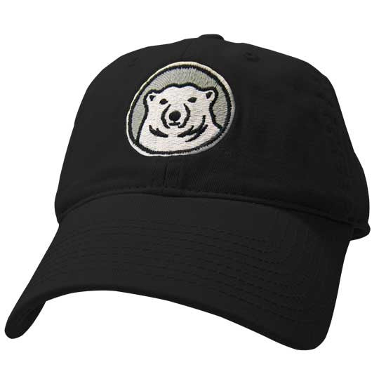 Youth Hat with Bear Medallion