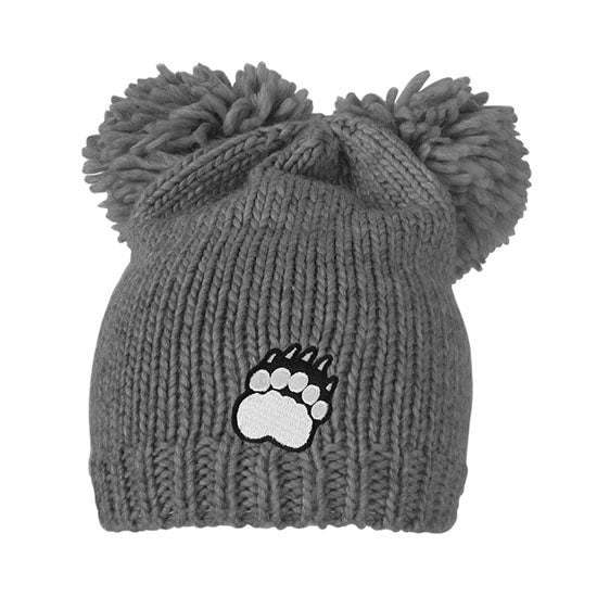 Youth Double Pom Hat from Logofit