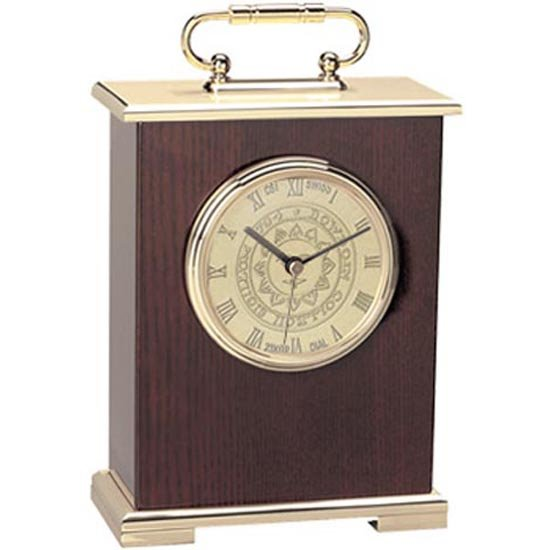 Le Grande Carriage Mantle Clock