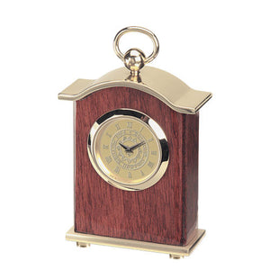 Carriage Desk Clock