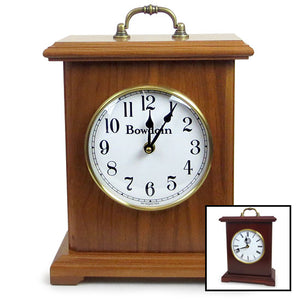 Personalized Jefferson I Mantel Clock from New Hampshire Clocks