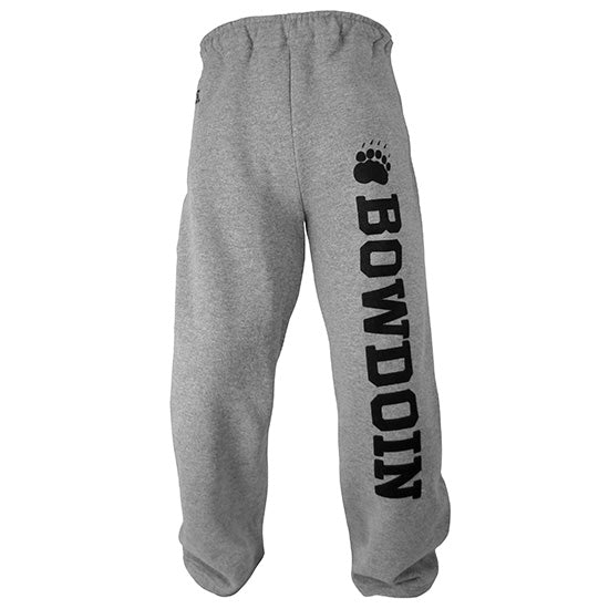 Youth Sweatpants with Paw & Bowdoin from Russell
