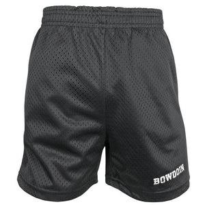 Children's Graphite Mesh Shorts from Third Street