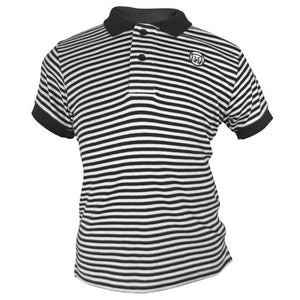 Todders' Striped Polo from Creative Knitwear