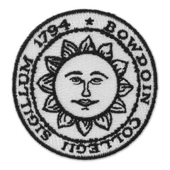 Bowdoin Sun Seal Patch