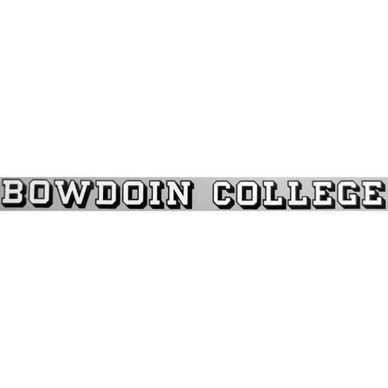 24-Inch Bowdoin College Window Decal