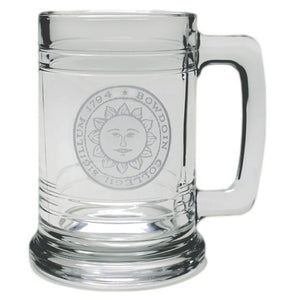 Engraved Colonial Tankard