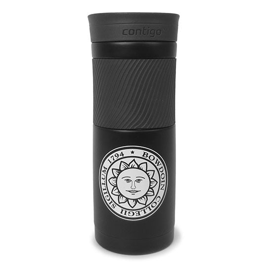 Contigo Byron Travel Mug with Bowdoin Seal