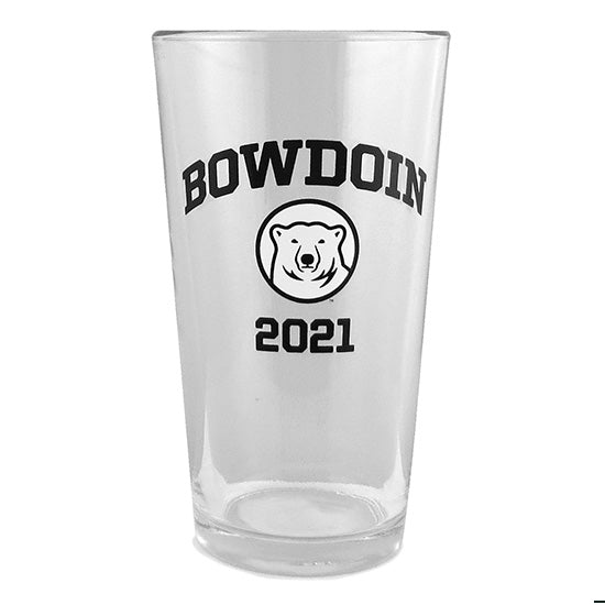 Bowdoin 2021 Pint Glass