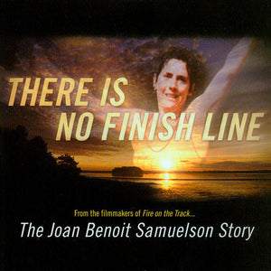 There Is No Finish Line: The Joan Benoit Samuelson Story DVD
