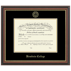 Embossed Regency Diploma Frame