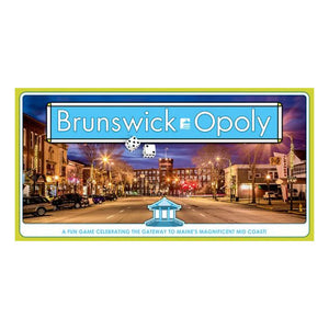 Brunswick-Opoly Game