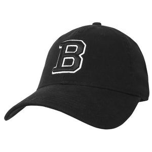 Classic Relaxed Twill Hat with B from The Game