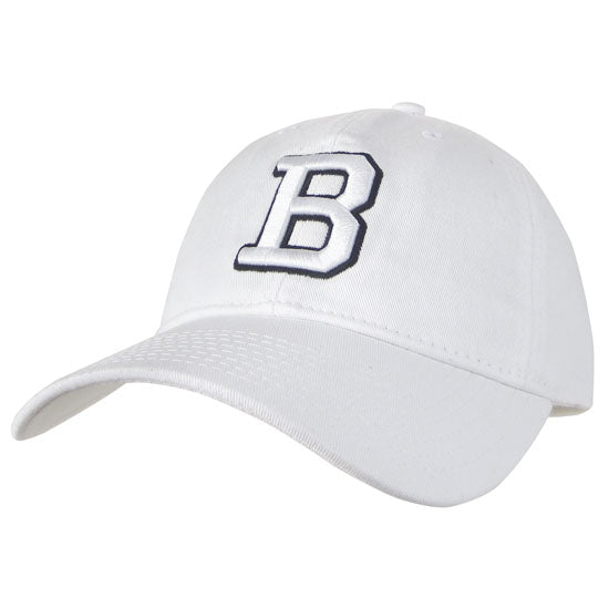 Raised B Ball Cap from The Game