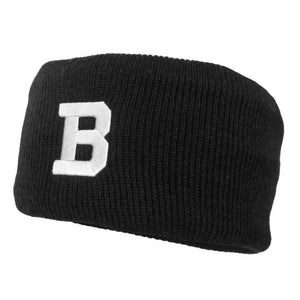 Fleece-Lined Knit Headband from Logofit