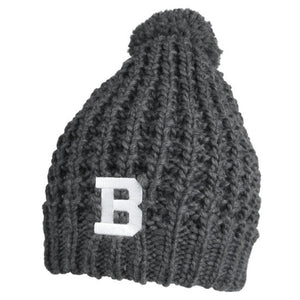 Jamie Chunky Knit Hat from Logofit