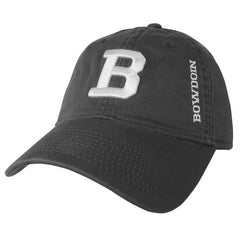 B & Vertical Bowdoin Ball Cap from Legacy