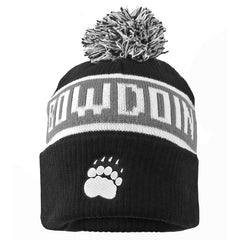 Pledge Hat with Knit-In Bowdoin from Logofit