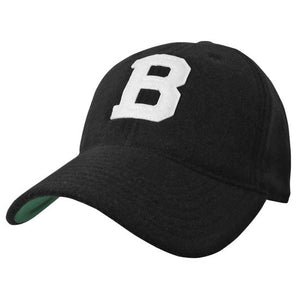 Wool Hat with B from Legacy Athletic