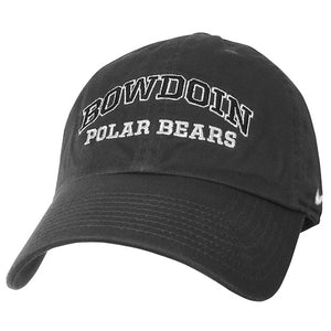Bowdoin Polar Bears Campus Cap from Nike