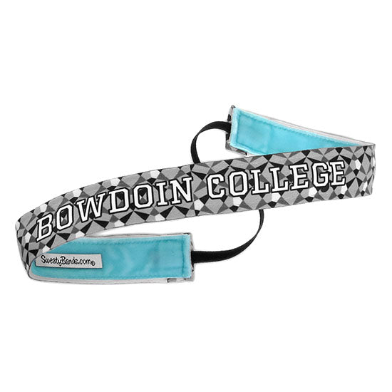 Bowdoin College Headband from Sweaty Bands