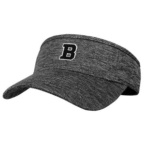 Cool Fit Visor with B from Legacy