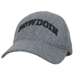 Vintage Wool Hat with Bowdoin from Legacy