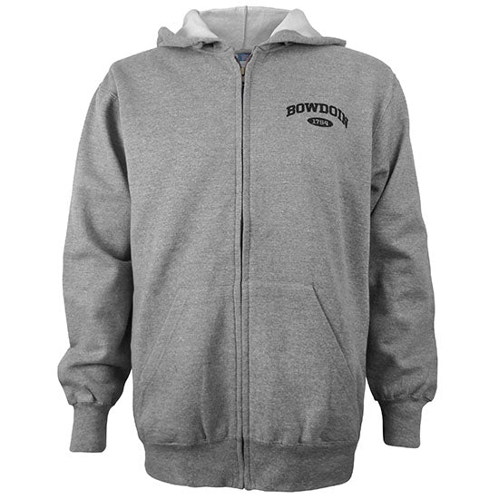 Classic Full-Zip Hood with Bowdoin 1794 from MV Sport