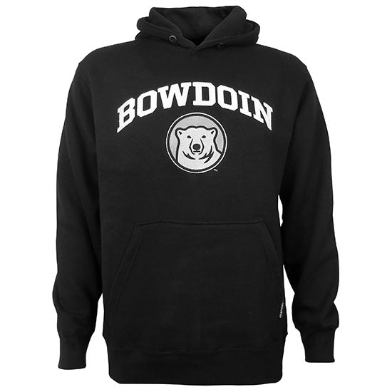 Black Hood with Bowdoin & Medallion from CI Sport