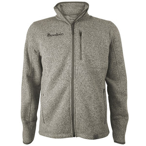 L.L.Bean for Bowdoin Men's Sweater Fleece Full-Zip Jacket