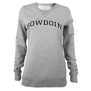 Women's University Crew with Bowdoin Appliqué from Champion
