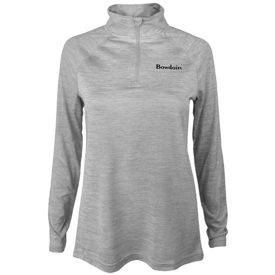 Women's Space Dye Performance Pullover from Charles River