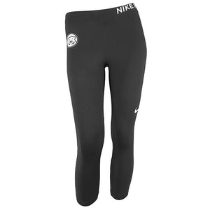 Women's Pro Capris with Mesh Panels from Nike
