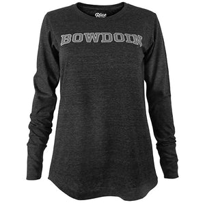 Women's Triblend Long-Sleeved Tee from Blue 84