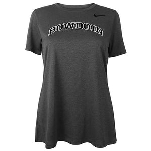Women's Anthracite Legend Tee from Nike