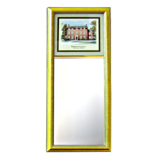 Traditional Mini Mirror from Eglomisé