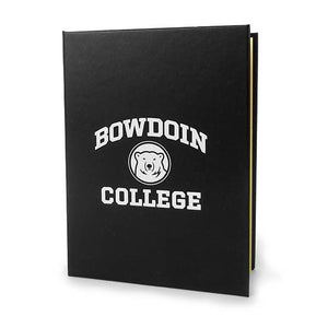 Bowdoin College Sticky Book