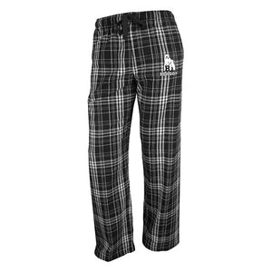 Flannel Lounge Pants with Polar Bear from Boxercraft