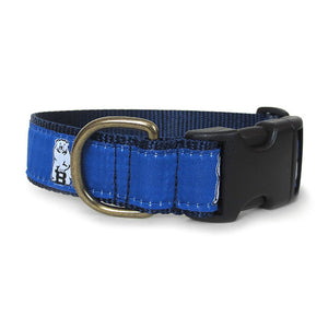Dog Collar with Plastic Clip from Belted Cow