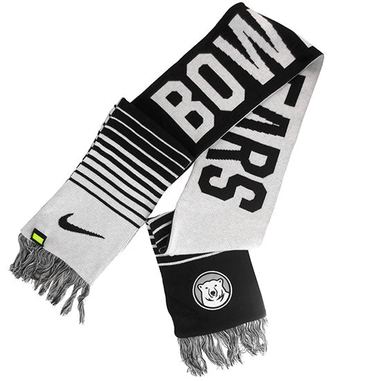 Reversible Bowdoin Polar Bears Scarf from Nike