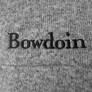 L.L.Bean for Bowdoin Men's Sweater Fleece Pullover