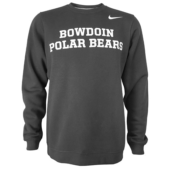 Bowdoin Polar Bears Club Crew from Nike