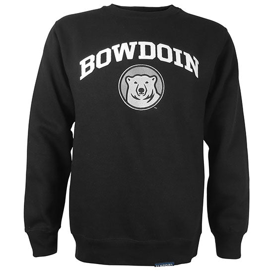 Black Crew with Bowdoin & Medallion from CI Sport