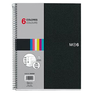 6-Subject Notebook from Miquel Rius