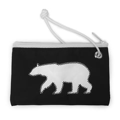 Polar Bear Wristlet from Sea Bags